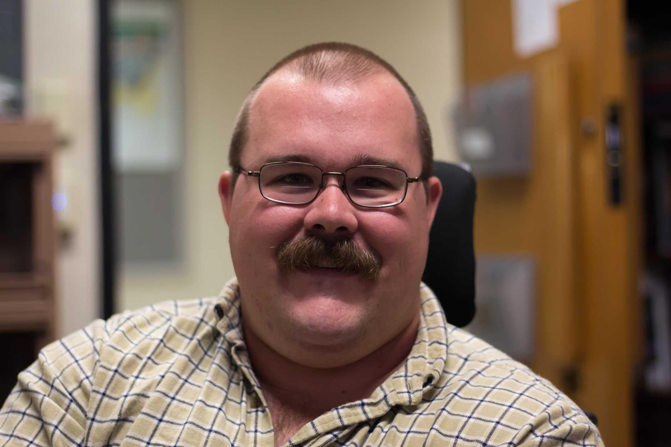 Dr. Erik Larson
