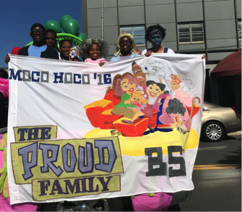 MOCO HOCO Crowns BSU Winner of Parade