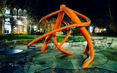 Sculptures Take Root on Moravian's Campus