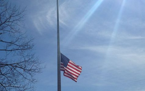 Petition to Moravian: Fly the Flag at Half-Staff