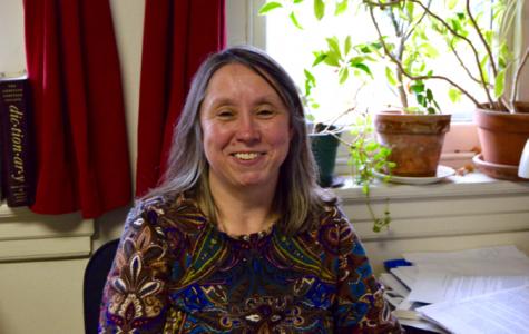 Professor Theresa Dougal Bridges Gap Between Nature and Literature