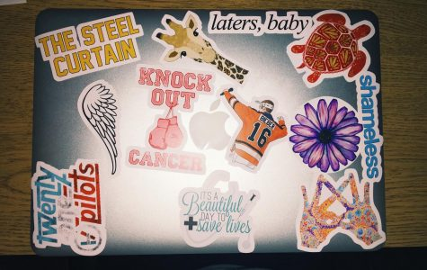 What Do Laptop Stickers Say About You?