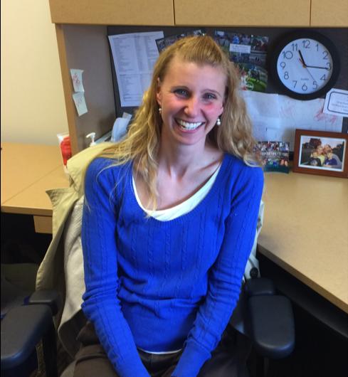 Professor Spotlight: Trisha Moller