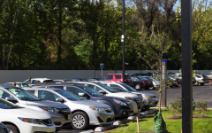 X Marks the [Parking] Spot: New Parking Lot on Mauch Chunk Road