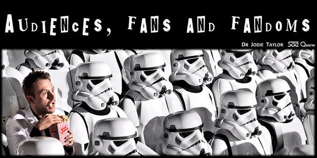 Alternative Storylines: The World of Fandoms and Fanworks
