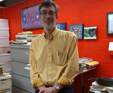 Professor Spotlight: Christopher Jones