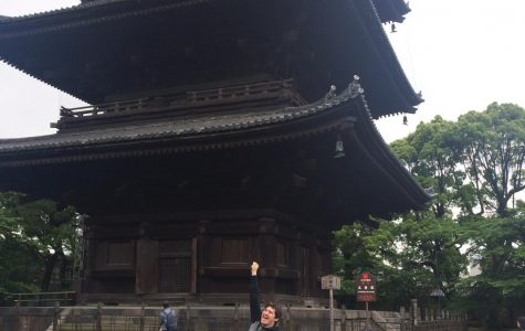 Moravian Students Travel Abroad to Understand Japan