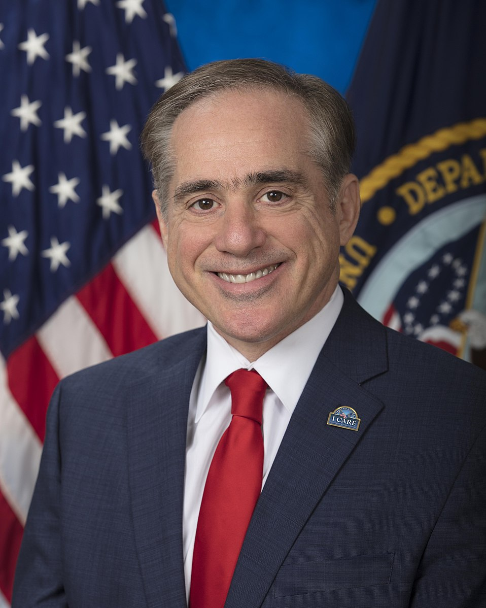 David Shulkin's Official Government Portrait. Photo via Wikimedia Commons under Creative Commons License.