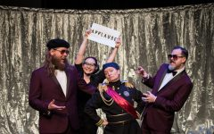"""Forget everything you learned in school, dummy"": ""Dictators 4 Dummies"" at Touchstone Theatre"
