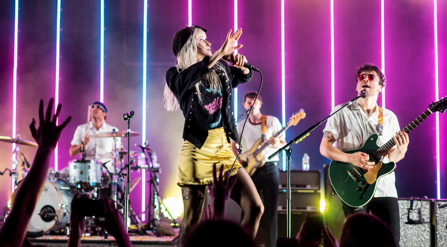 Paramore. Photo via Google Images under Creative Commons License.