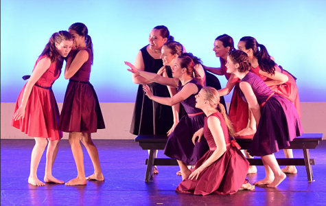 On the Move with MoCo's Dance Company