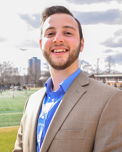 John Desmond Discovers the Perfect Fit at Moravian