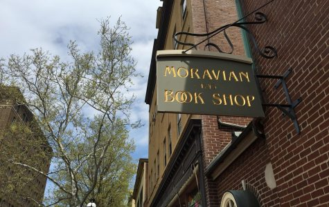 Commercialism and Convenience Jeopardize Moravian Book Shop