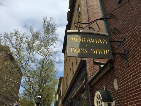 The New Moravian Bookshop Revealed