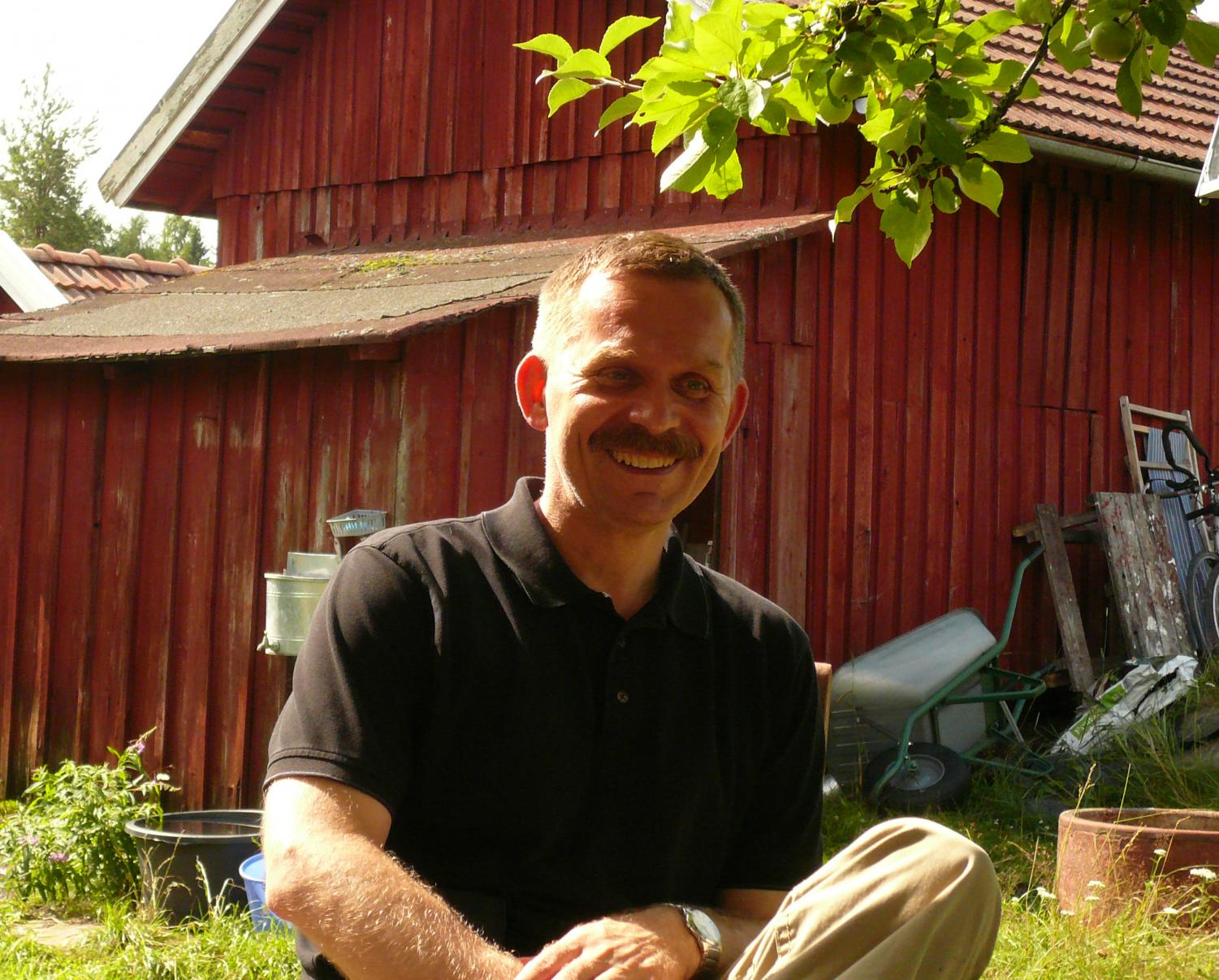 Dr. Lempa enjoys life in Finland.