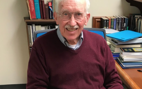 Professor Spotlight: William Falla