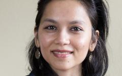 Professor Spotlight: Sonia Aziz