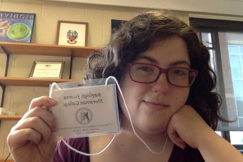 Kayleigh Ficarra, Copy Editor