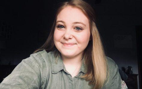 Kaytlyn Gordon, Editor-in-Chief