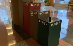 ECO Club Works to Reduce Trash on Campus