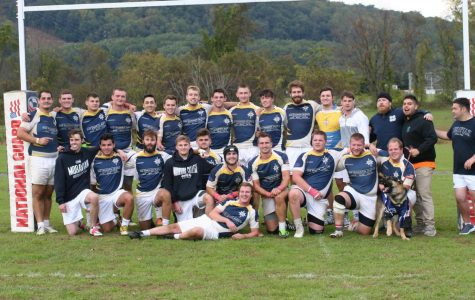 The men's rugby team at Moravian College. Photo Courtesy of: www.marc-rugby.org