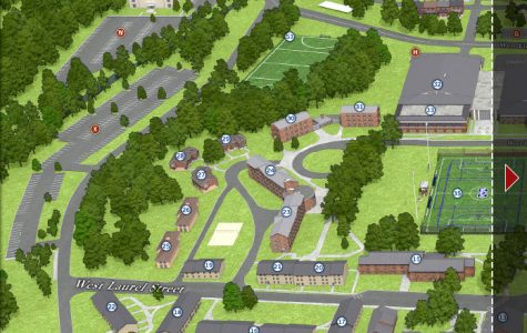 moravian college campus map News Page 4 The Comenian moravian college campus map