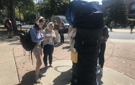 The Periscope World Project Visits Moravian