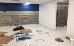 Coming Soon to Breidegam Field House: New Locker Rooms
