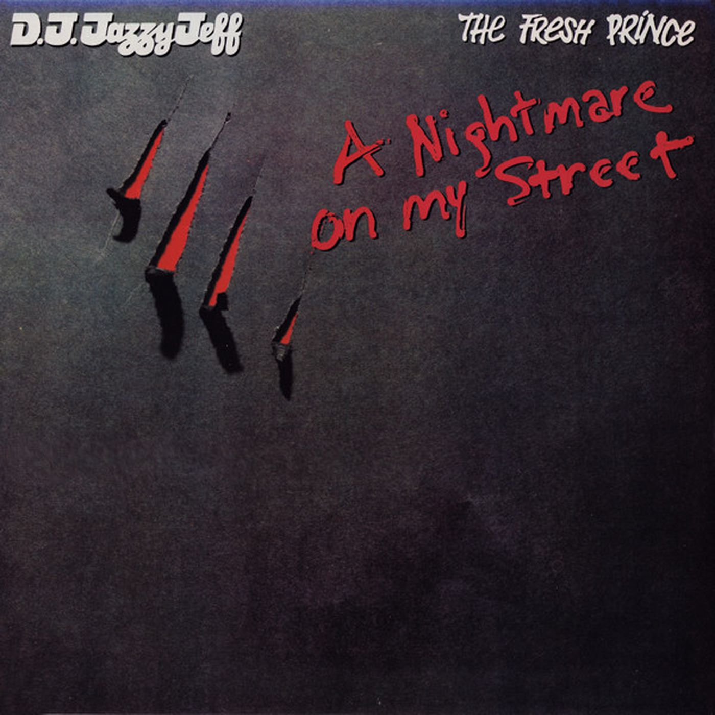 The album cover for the single