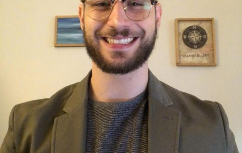 Professor Edward Probasco, Moravian's newest English Professor.