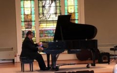 10 Questions for Student Musician Julius Sarkozy