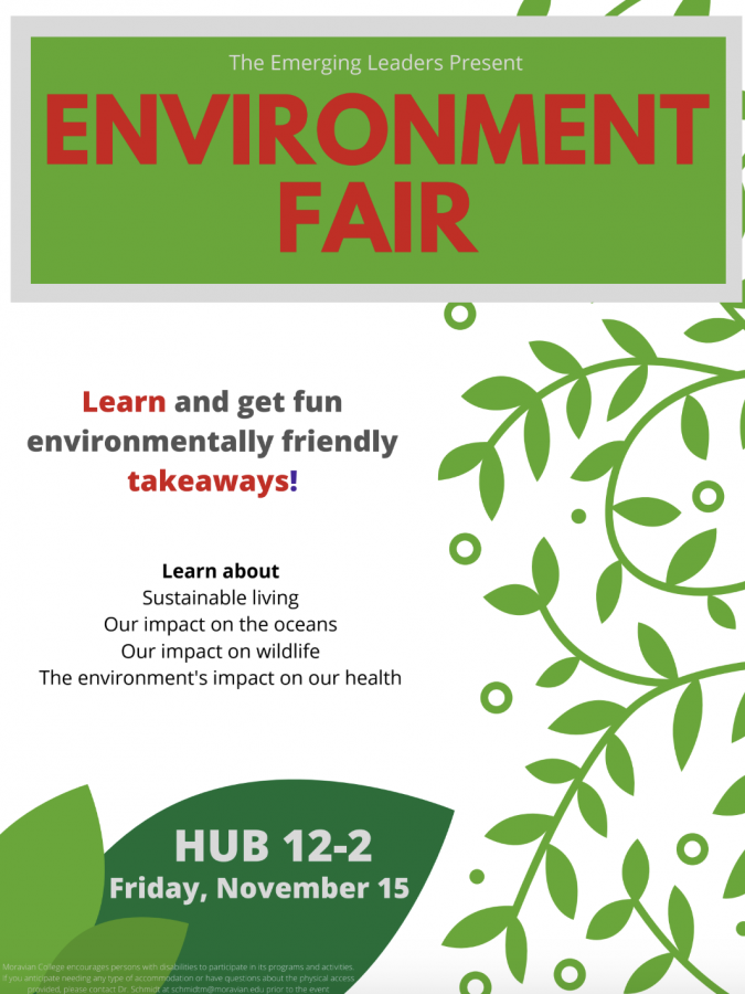 A+flyer+for+the+Emerging+Leaders-sponsored+event%2C+the+Environment+Fair