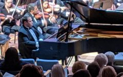 Julius Sarkozy and the Moravian College Community Orchestra Have Big Night