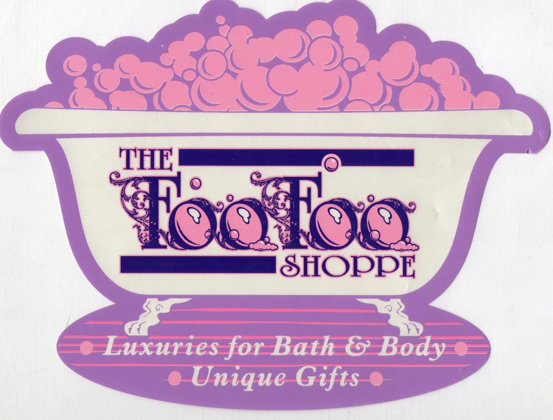 The Foo Foo Shoppe logo; Photo Courtesy of: thefoofooshoppe.com