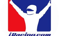 iRacing's logo; Photo Courtesy of: Twitter.com