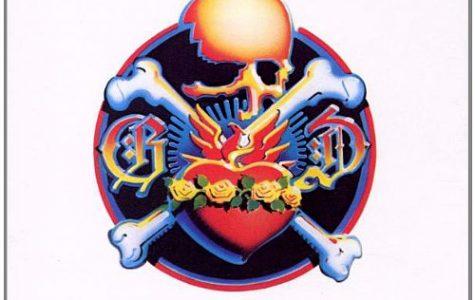 Album cover of the Grateful Dead's