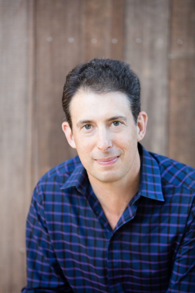 Eric Klinenberg; Photo Courtesy of: ericklinenberg.com