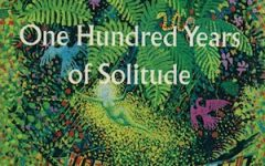 100 Years of Solitude cover by Gabriel García Márquez