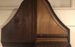 Moravian upright piano