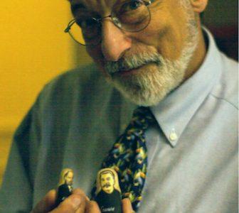 Dr. Richard Krohn; Photo Courtesy of: moravian.edu