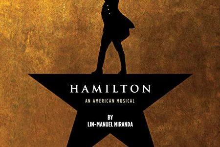 Hamilton's album art
