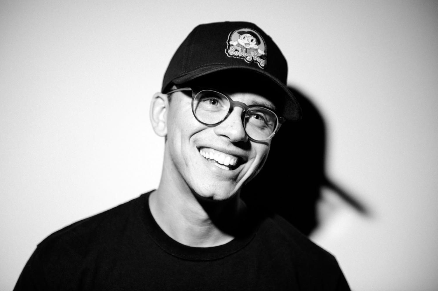 Picture of rapper Logic. Photo Courtesy of rollingstone.com