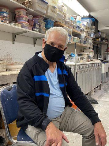 Renzo Faggioli–Ceramics professor