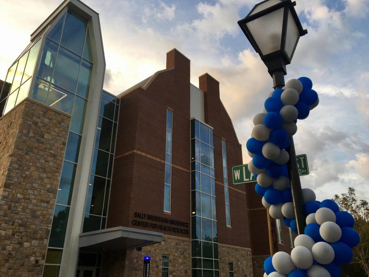Moravian College Unveils the Sally Breidegam Miksiewicz Center for Health Sciences