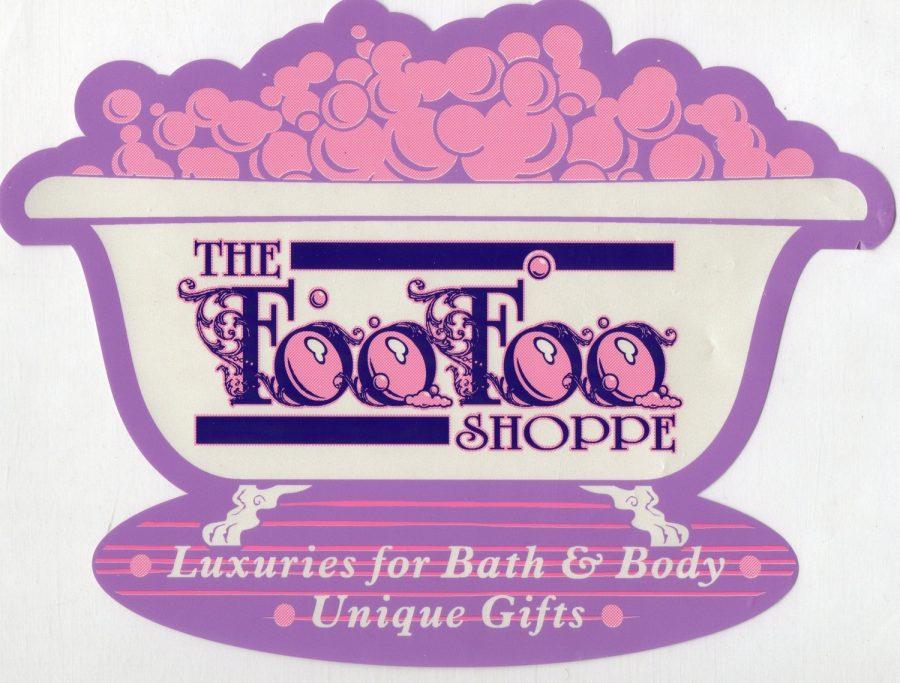 the foo foo shoppe logo