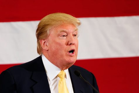 """""""Donald Trump Sr. at #FITN in Nashua, NH"""" by Michael Vadon, CC BY-SA 2.0"""
