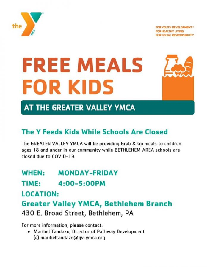 Consider donating to your local YMCA!