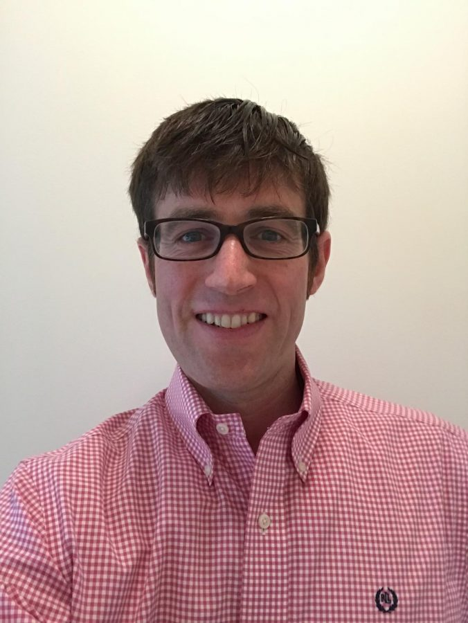 Dr. Andrew Crooke, Professor of English