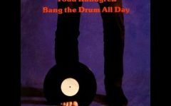 Bang On The Drum All Day album art; Photo Courtesy of: youtube.com