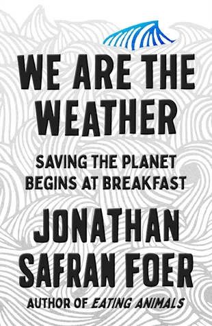 The cover of Foer's book that was the focus of this year's InFocus seminar; Photo Courtesy of: goodreads.com